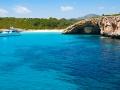 Cala Romàntica ein beliebter Strand auf Mallorca