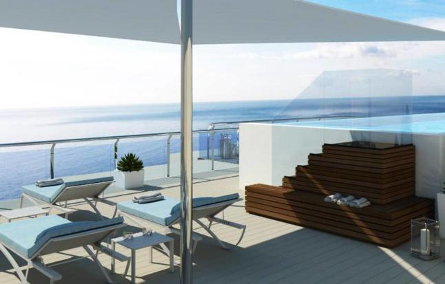 Mallorca  Sterne Hotel Meerblick