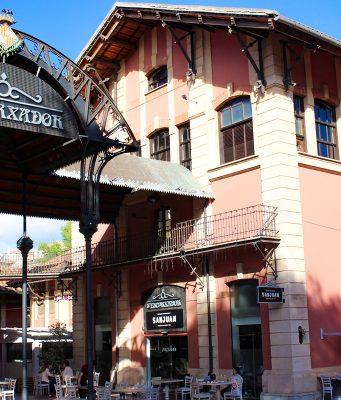 Mercado Gastronómico San Juan