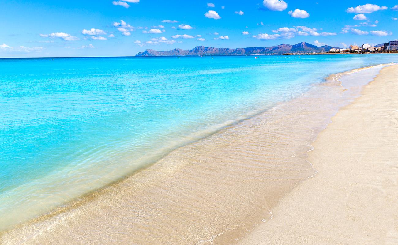 Ca N Picafort Beach Majorca