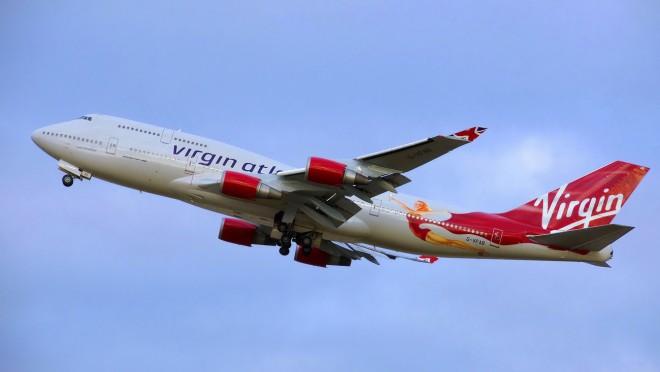 Virgin Airlines Haustier Reisen