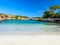 Cala Sa Nau - beautiful bay and beach on Mallorca, Spain - Europe