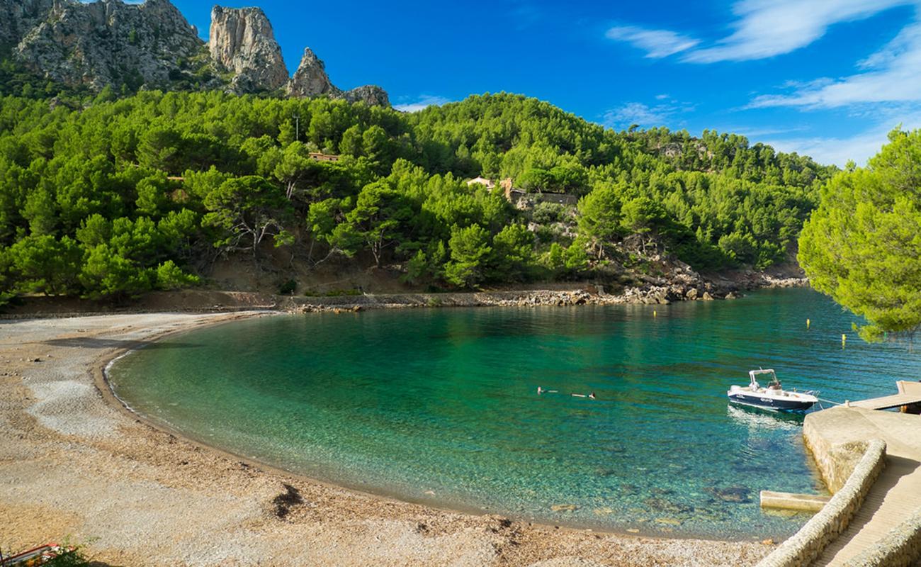 Cala Tuent - Romatische Bucht