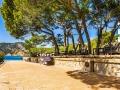 Spanien Urlaub Mallorca Promenade in Camp de Mar