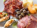 Iberian Tapas, Traditional Appetizer.