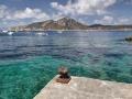 Mallorca - Sant Elm Hafenmole