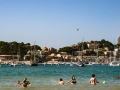 Puerto de Sóller Sport und Spiel am Strand