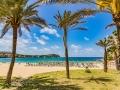 Spanien Mallorca Strand Cala Santa Ponsa