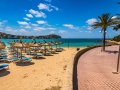 Spanien Mallorca Urlaub Strand Santa Ponca