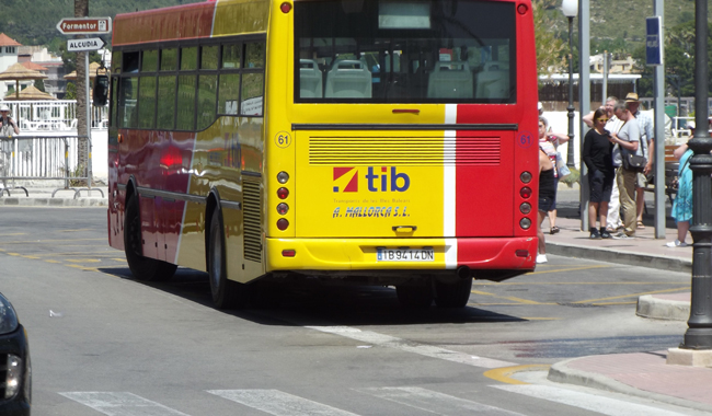 Pendler-Busse