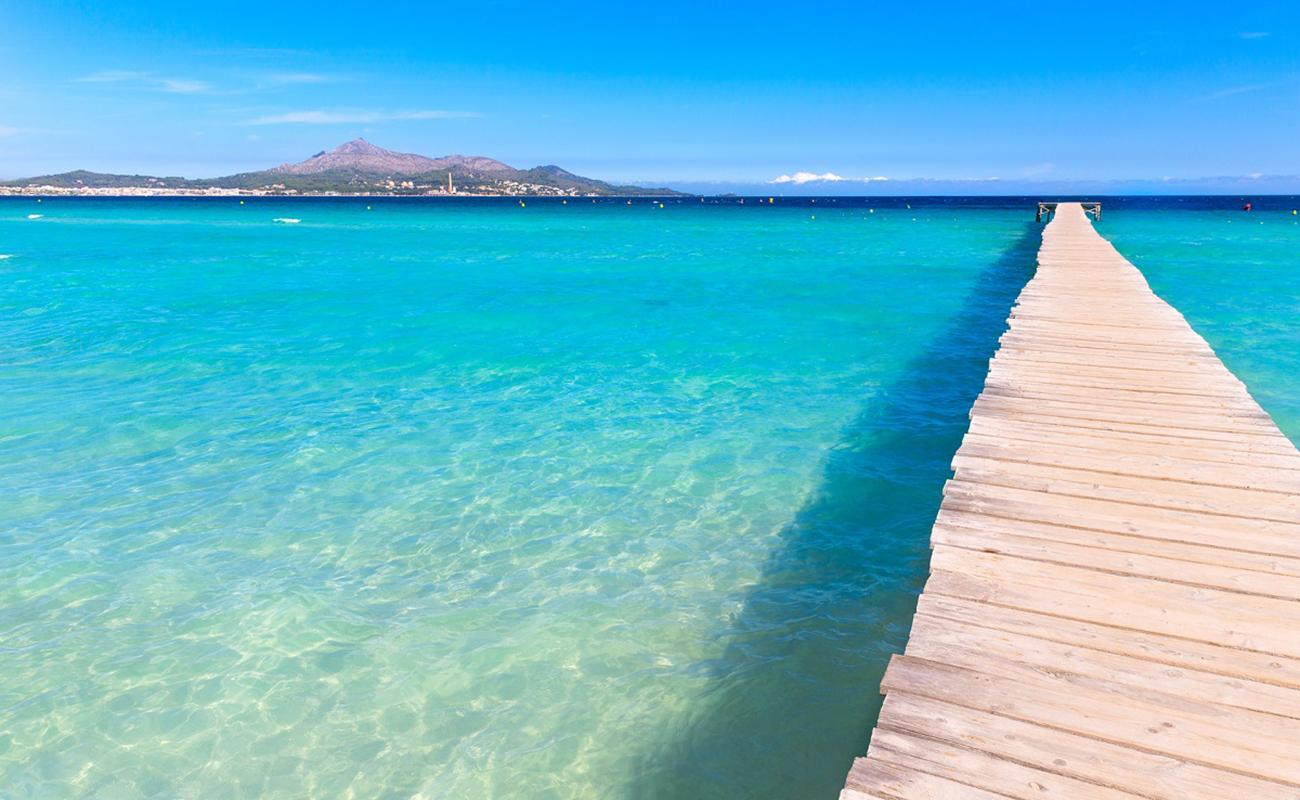 Playa de Muro Rettungsschwimmer