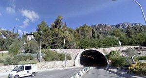 Sóller-Tunnel