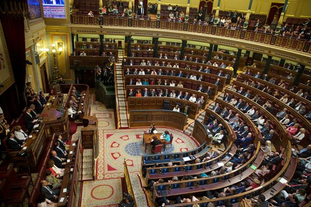 Spanische Parlament