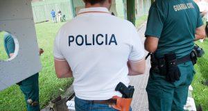 Guardia Civil im Einsatz