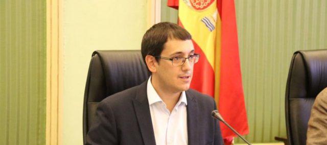 Tourismusminister Iago Negueruela
