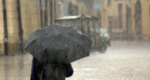 Regen auf Mallorca