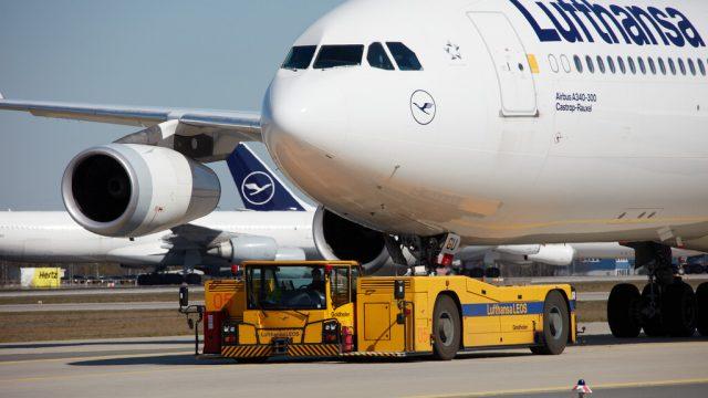 Lufthansa fliegt wieder nach Mallorca
