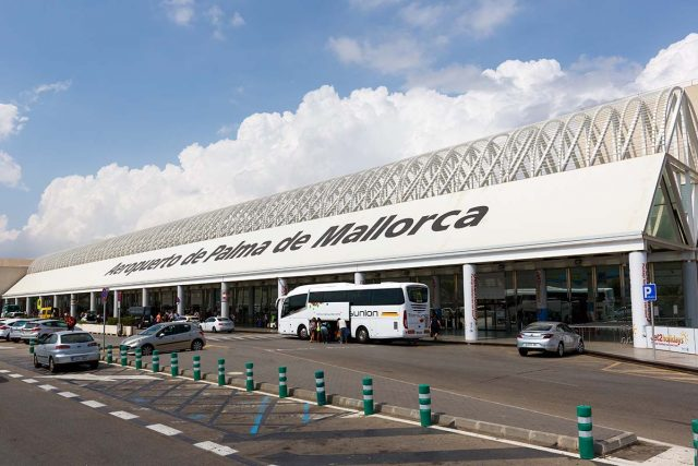 Flughafen Palma de Mallorca Son Sant Joan