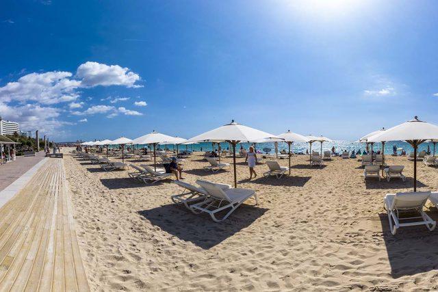Playa de Palma als Test