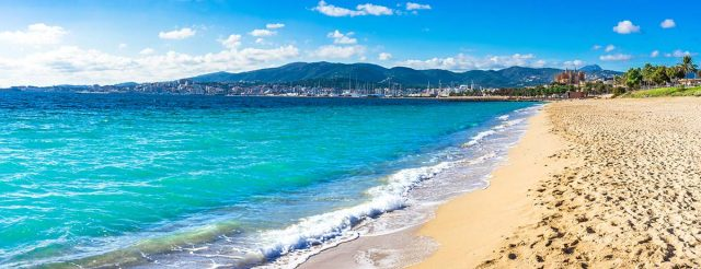 Playa de Palma als Test für Corona-Urlaub