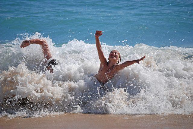 Mallorca Baden am Strand weider erlaubt