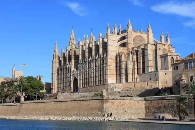 Katedrale Palma de Mallorca