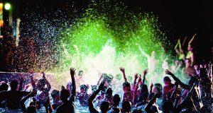 Illegale Party auf Mallorca