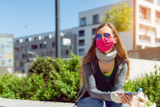 Maskenpflicht bis in den Herbst
