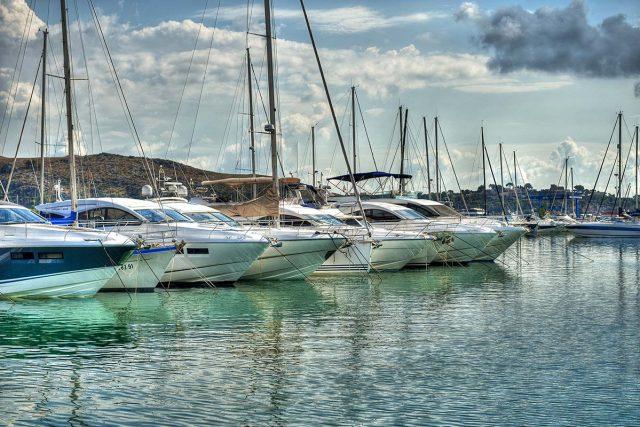 Puerto Pollensa Yachthafen