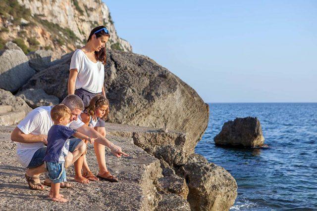Sommerurlaub mit Familie auf Mallorca
