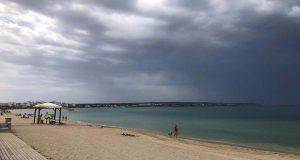 Abkühlung von der Hitze auf Mallorca