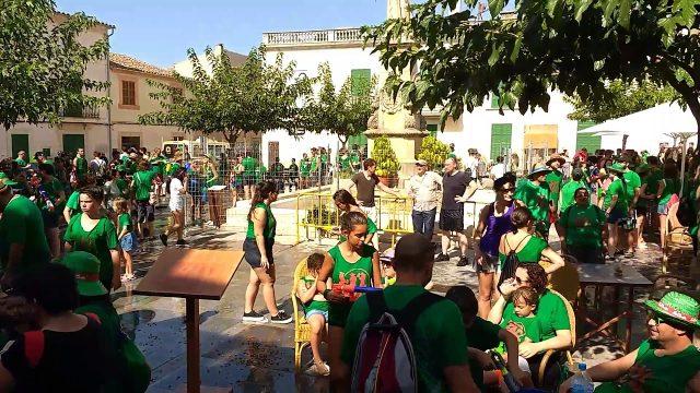 Dorffeste Clovelles Petra