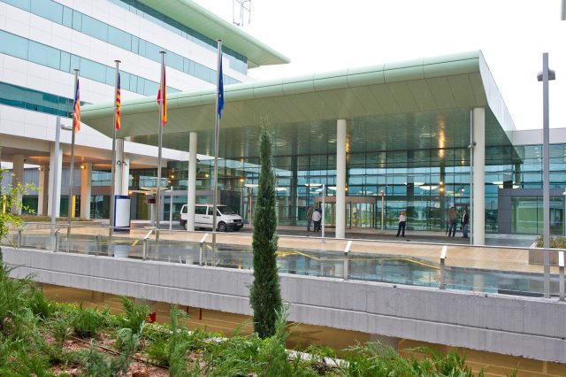 Krankenhaus Son Espases Palma