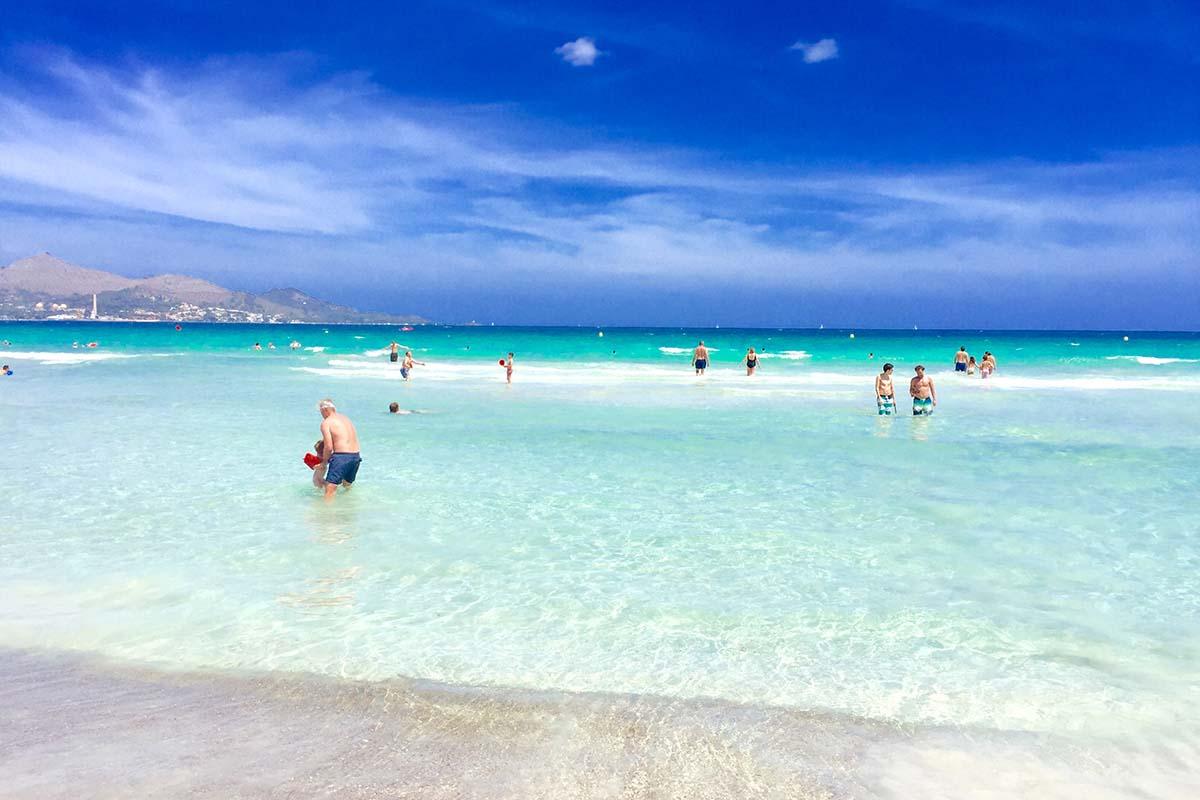 Strand-Schließungen an der Playa de Muro nicht mehr