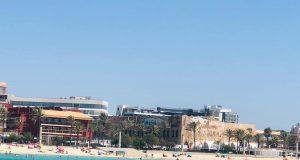 Viel zu heiß auf Mallorca