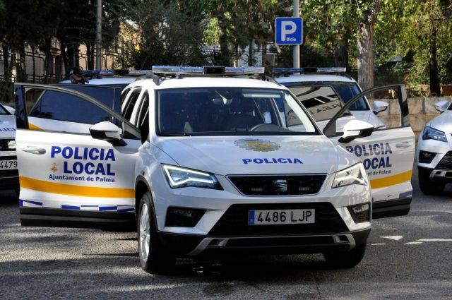 Neue Streifenwagen für Palma