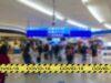 Corona Flughafen