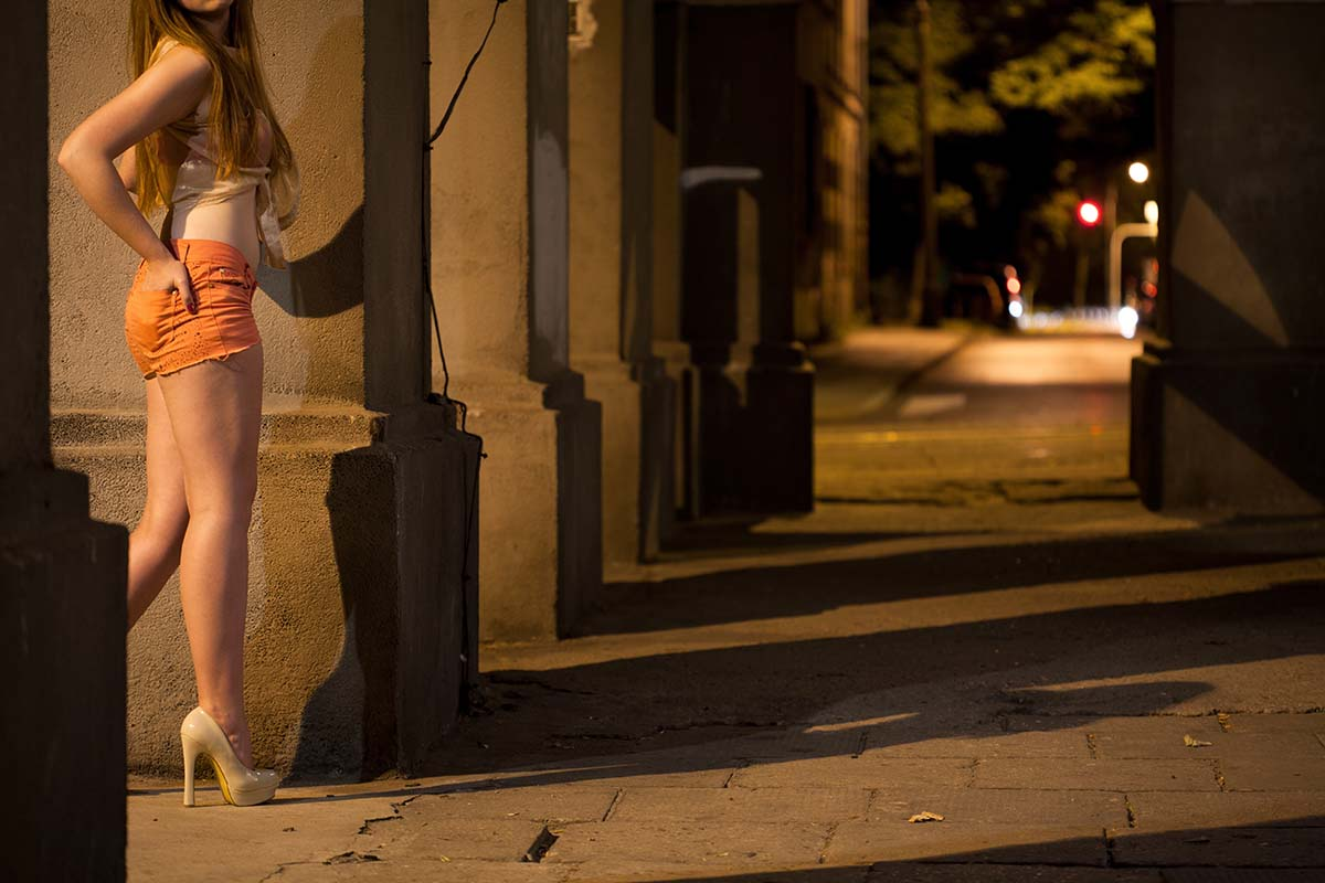 Prostitution mallorca Eight Arrested
