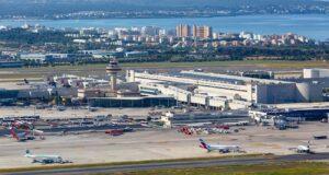 Flughafen Mallorca