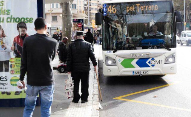 Bus EMT Palma