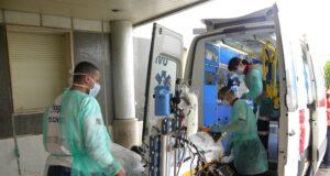 Corona-Patienten