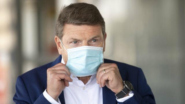 Jens Bischof, Eurowings CEO