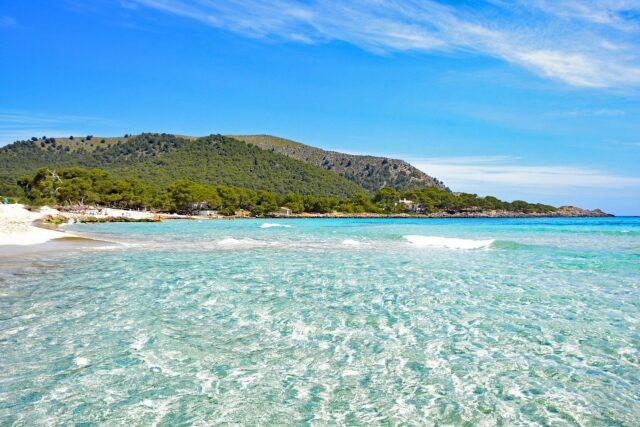 Mallorca-Urlaub cala-agulla