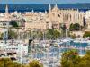 Palma de Mallorca Stadt und Hafen