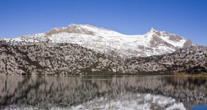 Schnee Mallorca