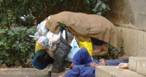 Obdachlos Mallorca