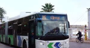 EMT Stadtbus Palma