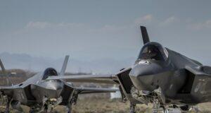 F-35 auf Ibiza notgelandet