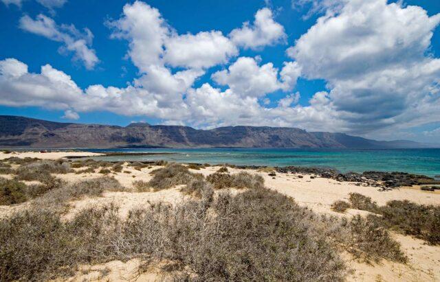 Lanzarote playa-francesca