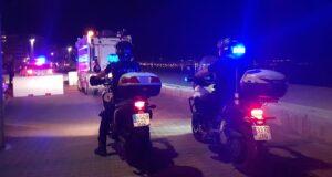 Policia Local Nacht Ballermann